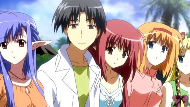 Crunchyroll Anese Streaming Service Creates New Channel Just For Harem Anime