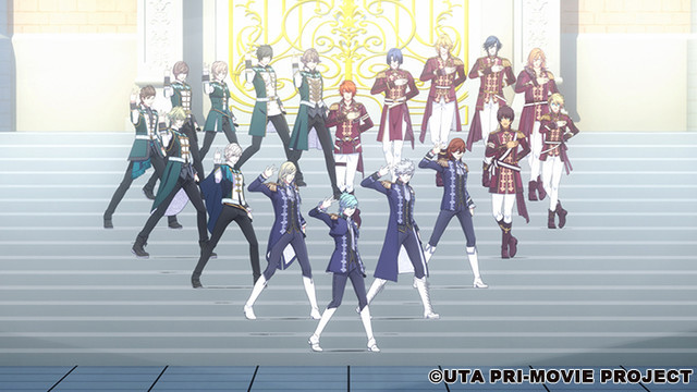 Uta no Prince-sama The Movie: Maji LOVE Kingdom