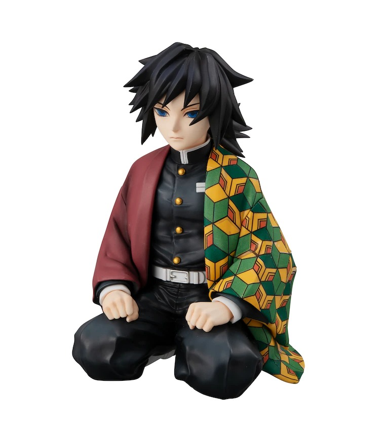 Giyu Tomioka Demon Slayer palm-sized figure