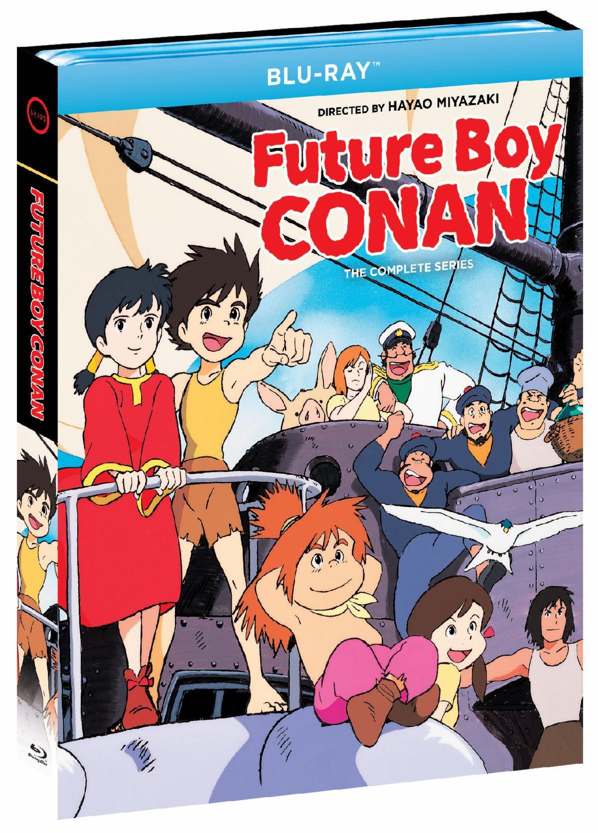 Futuro chico Conan