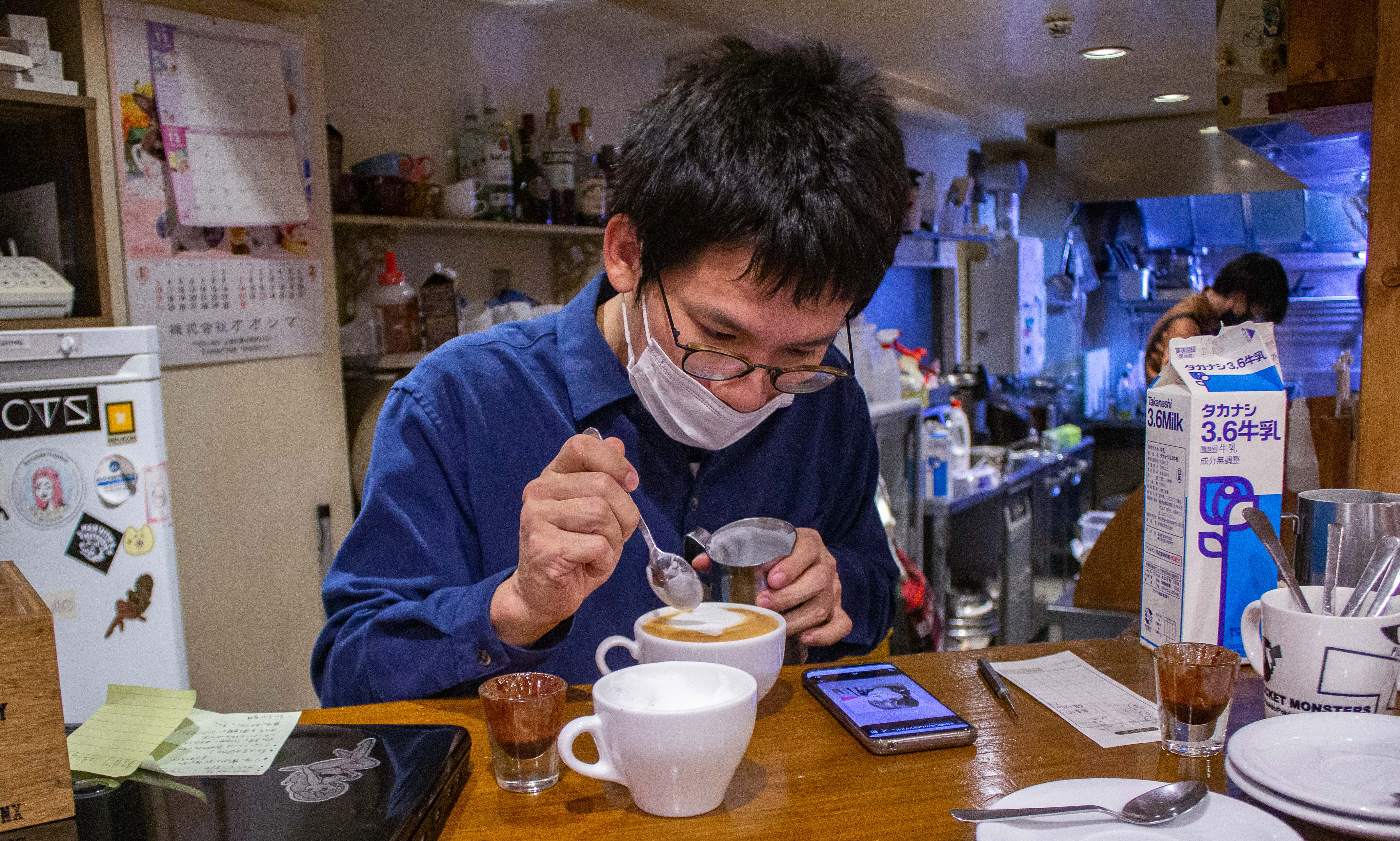 Café de reedición