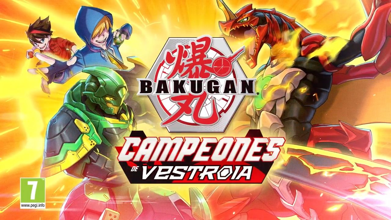 Bakugan: Campeones deVestroia