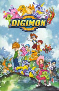 Digimon Adventure (Library)