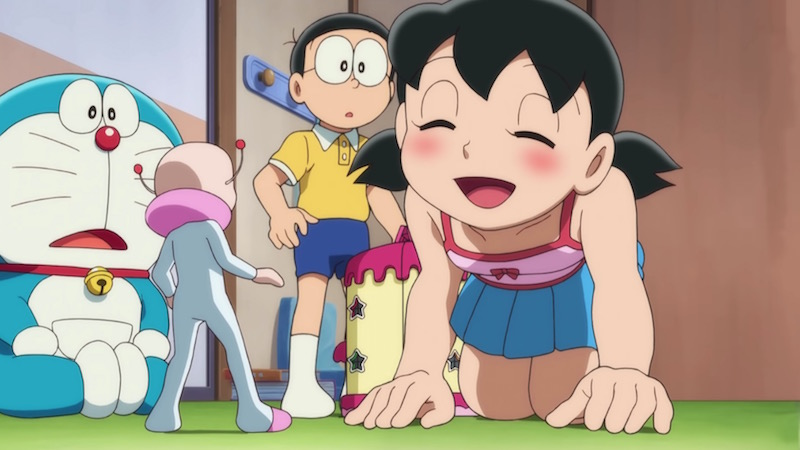 Doraemon: Nobita's Little Star Wars 2021 game