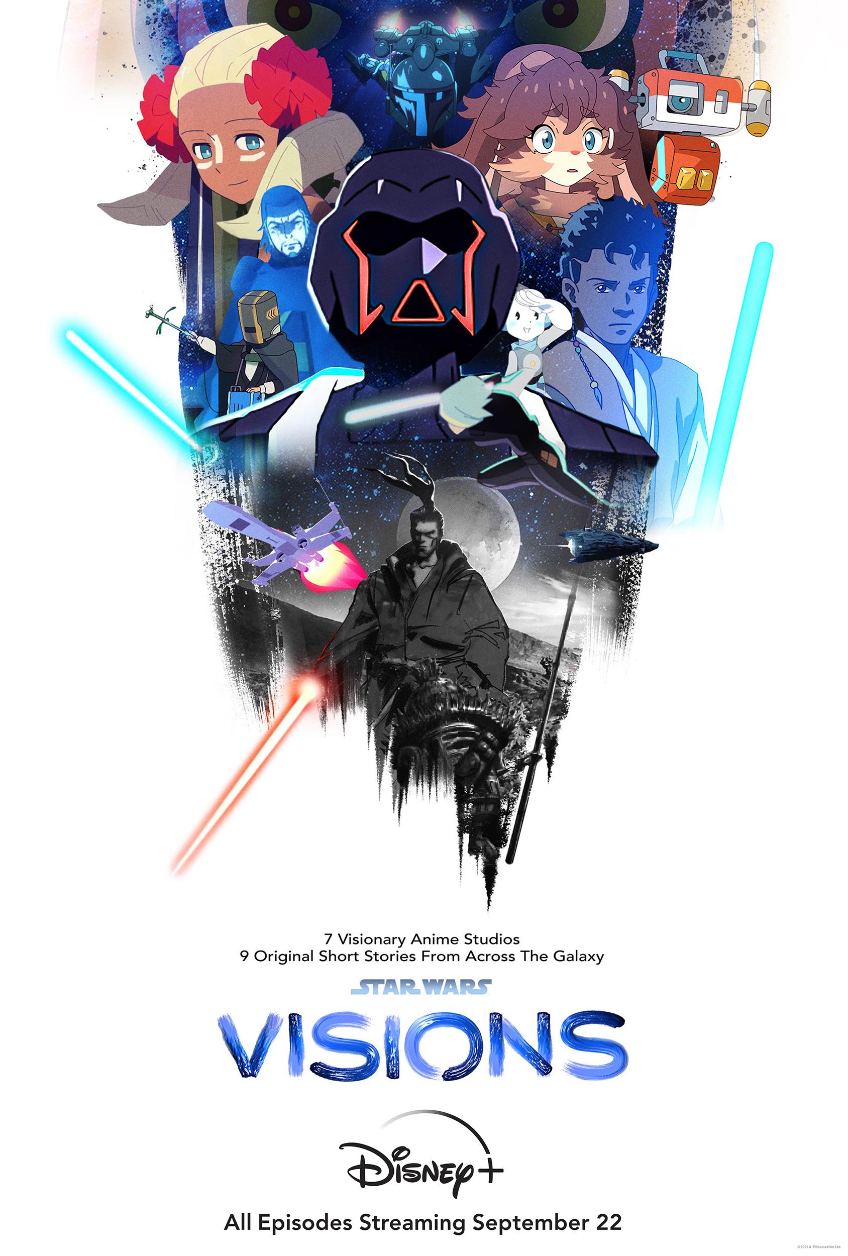 Star War: Visiones