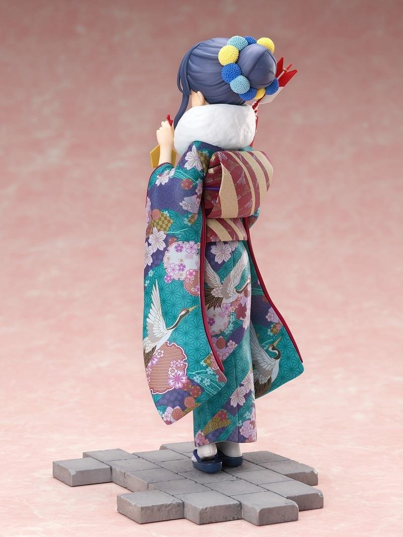 Figura Furisode de Rin Shima