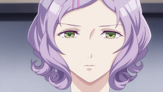 Kokoro Hasegawa is a tall model with dreams of being a fashion designer in the Smile at the Runway TV anime.