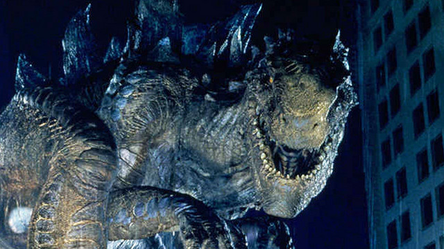 The titular monster of Roland Emmerich's 1998 Godzilla film, aka GINO, aka Zilla.