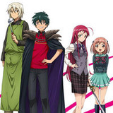 FUNimation Announced Today That It Has Acquired The Streaming Rights For Devil Is A Part Timer Aka Hataraku Maou Sama This 13 Episode Series From
