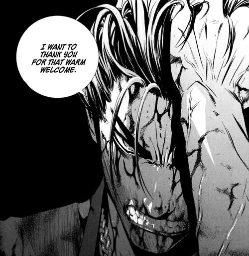 Crunchyroll Forum Favorite Epic Manga Pages