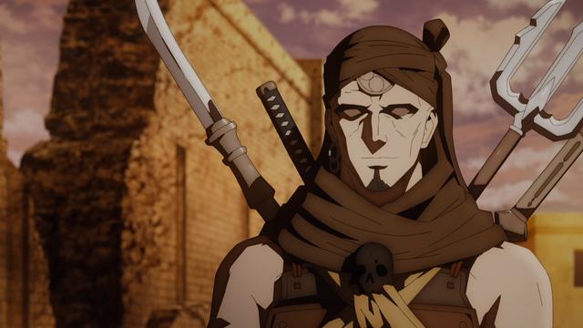Fate/Grand Order: Babylonia, Benkei