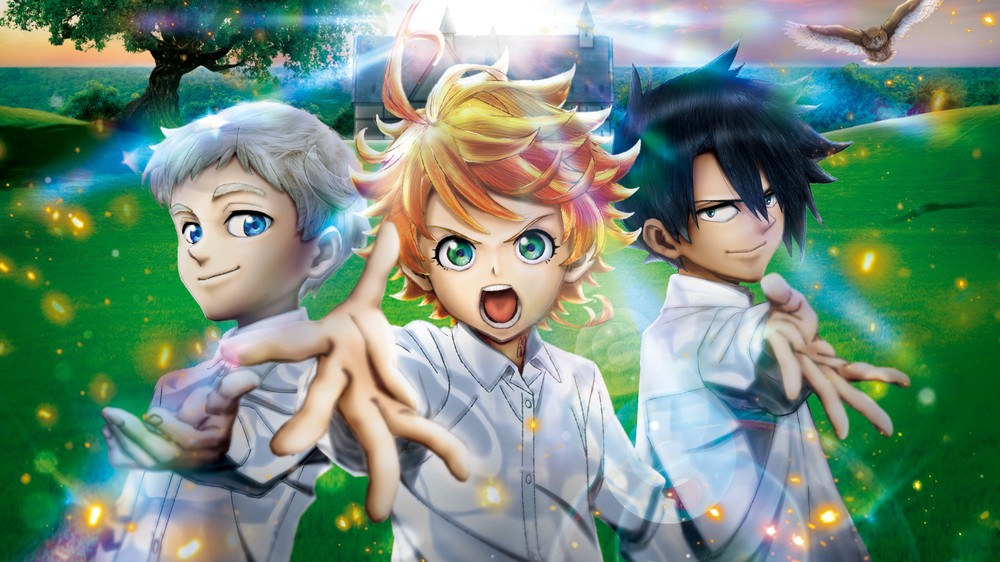 Exposición THE PROMISED NEVERLAND