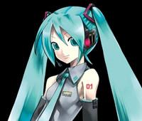 Crunchyroll - English Version of Hatsune Miku VOCALOID