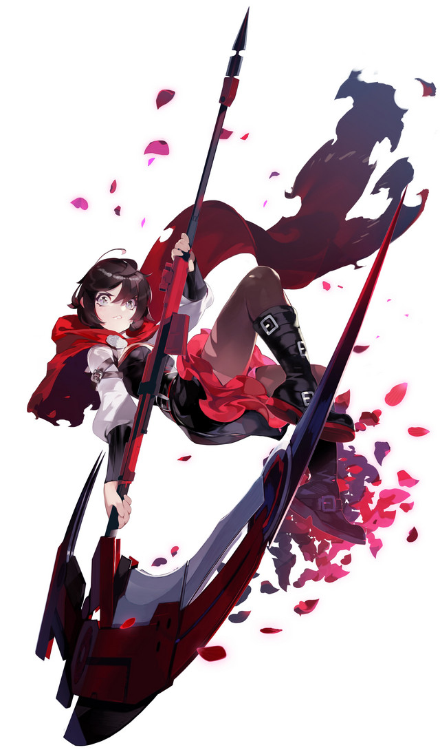 Crunchyroll Rwby Characters Join Knights Chronicle Rpg