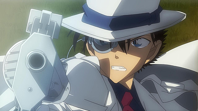 Crunchyroll - Japan Box Office: 23rd Detective Conan Film Easily