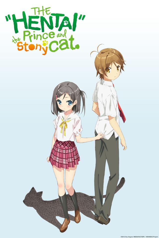 HENNEKO – The Hentai Prince and the Stony Cat -