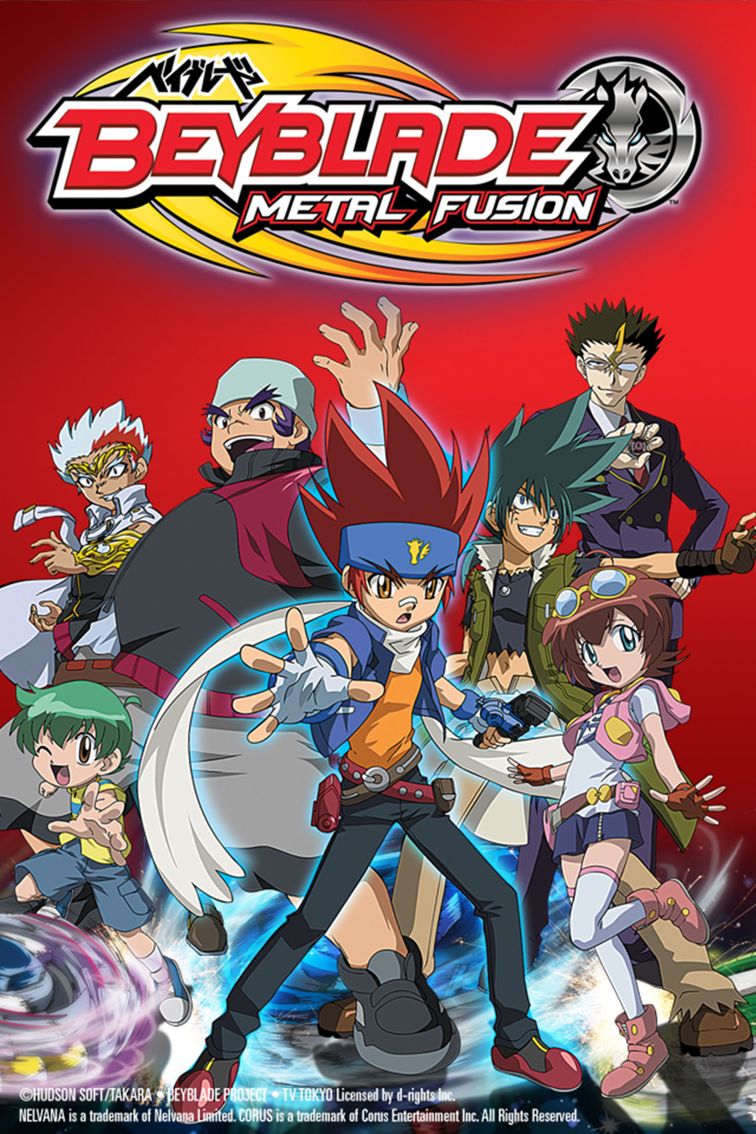Beyblade: Metal Fusion - Watch on Crunchyroll