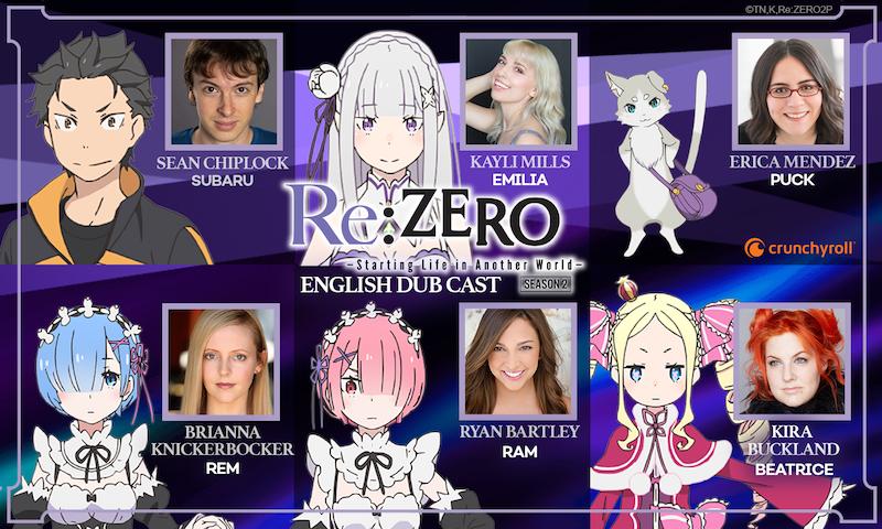 Re: ZERO Temporada 2 Dub