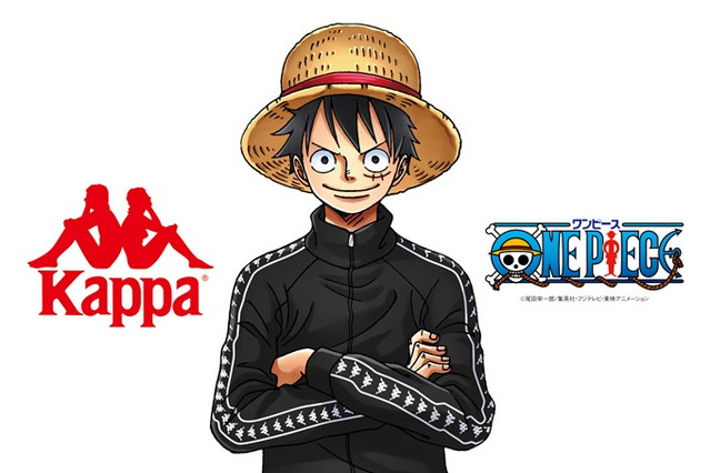 kappa x one piece