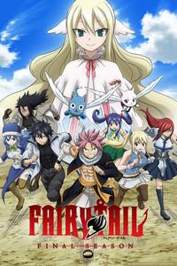 Fairy Tail Final Season Episode 317, Dark Future, - Watch on Crunchyroll