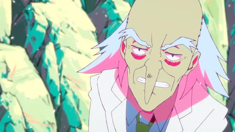 Ohbami lidera un ejército de demonios despiadados en una escena del próximo anime televisivo The Itaden Deities Know Only Peace.