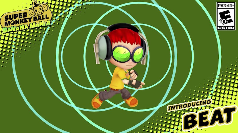 Batir en Super Monkey Ball