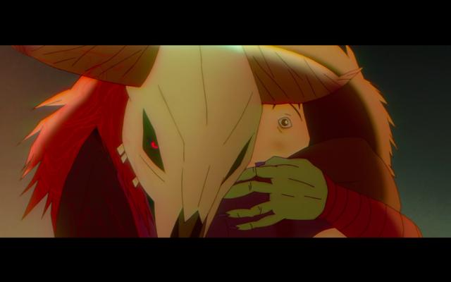 Tekkonkinkreet, Kuro, Minotaur