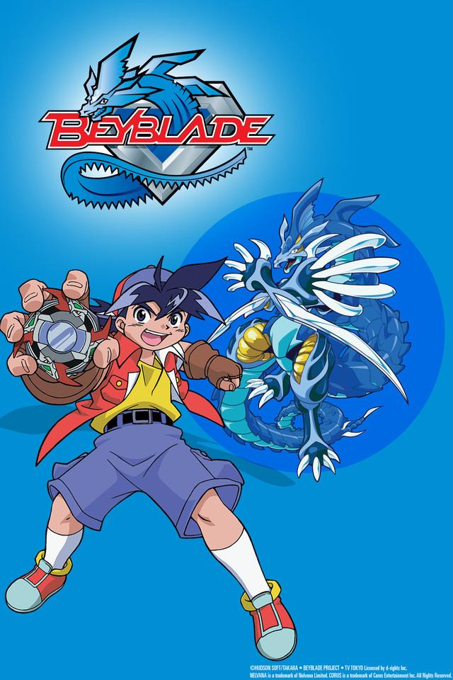 """Crunchyroll - Crunchyroll Adds a Bunch of """"Beyblade"""" Anime ..."""
