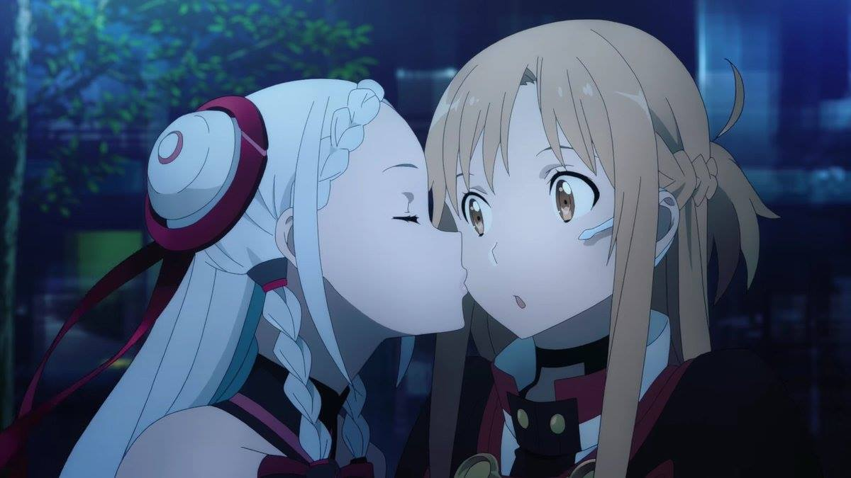 Sword Art Online La Película: Escala Ordinal