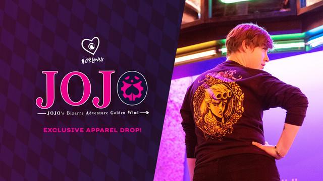CR Loves Jojos