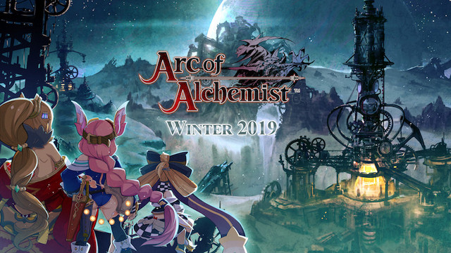 Crunchyroll - Compile Heart's Arc of Alchemist RPG Arrives in the