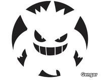 crunchyroll dress up your halloween pumpkin with pokemon stencils