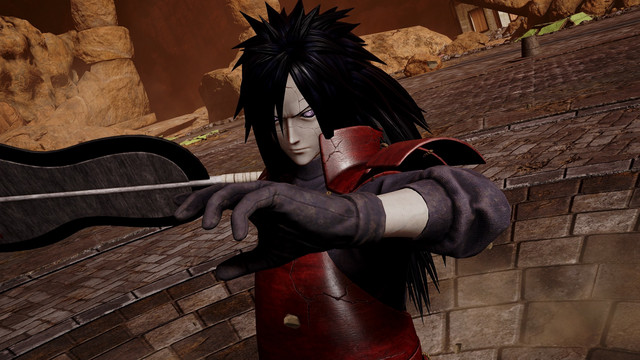 Madara Jump Force