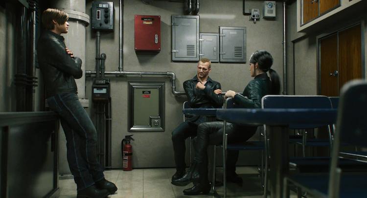 Leon, Jason y Shen May