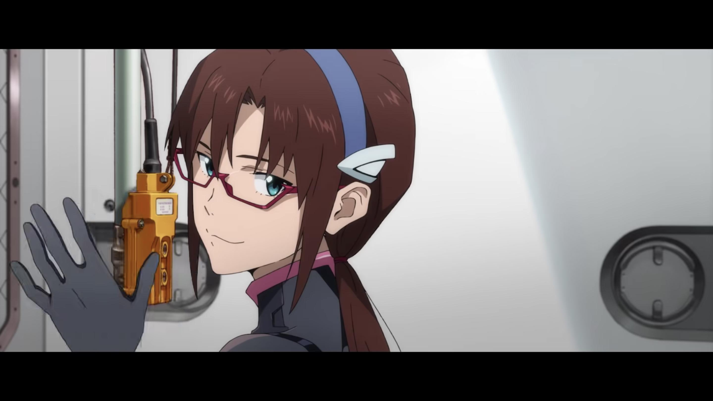 Evangelion: 3.0 + 1.0 tres veces una vez