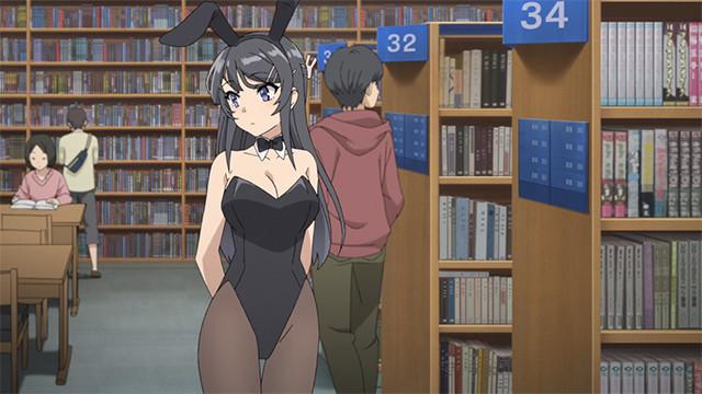 senpai bunny girl