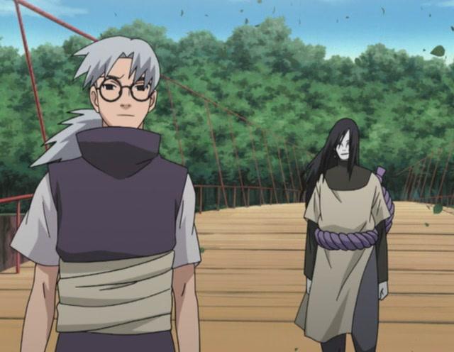 Naruto Shippuden: The Long-Awaited Reunion Episode 39, The Tenchi