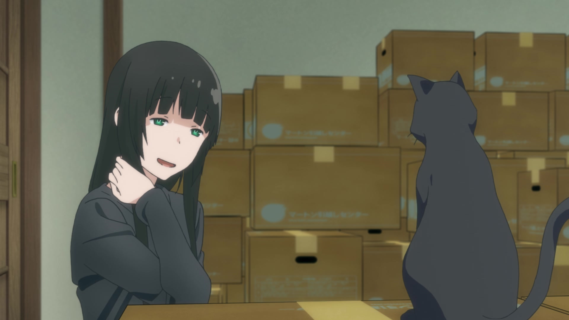 Watch flying witch episode 1 english dub