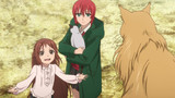 The Ancient Magus' Bride الحلقة 4