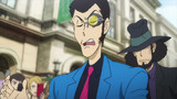 LUPIN THE 3rd PART 5 Episódio 21