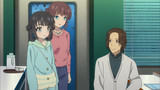 Nagi no Asukara (Nagi-Asu: A Lull in the Sea) Episode 17