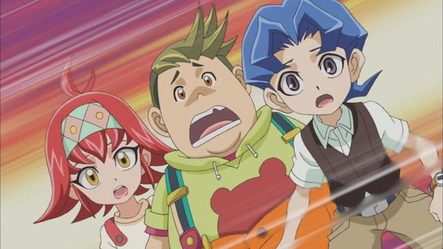 Yu☆Gi☆Oh! Arc-V Episode 6 Subtitle Indonesia