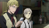 Bungo Stray Dogs Episodio 34