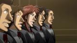 Gyakkyō Burai Kaiji - Hakairoku-hen Episodio 20