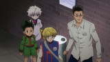 Hunter x Hunter Episodio 8