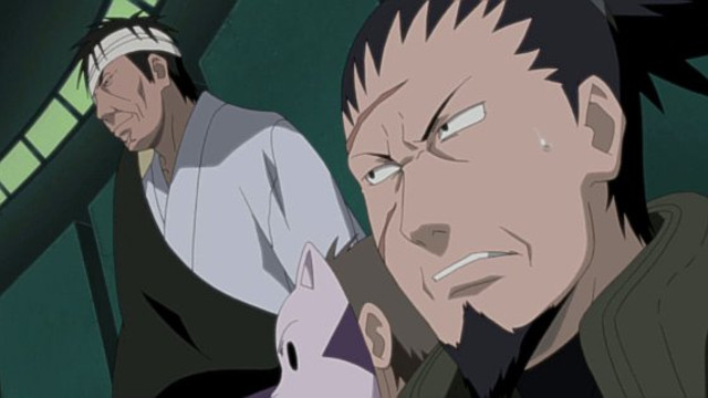 Naruto Shippuden: The Past: The Hidden Leaf Village Episode 179
