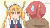 Miss Kobayashi's Dragon Maid الحلقة 1