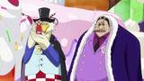 One Piece: Whole Cake Island (783-878) Episode 833