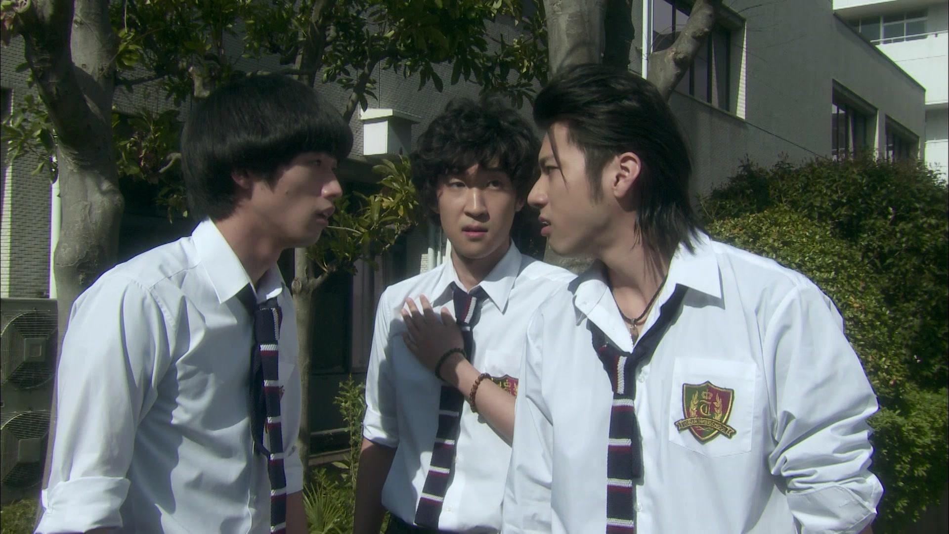Mischievous Kiss - Love in Tokyo Episode 3, Morning Coffee