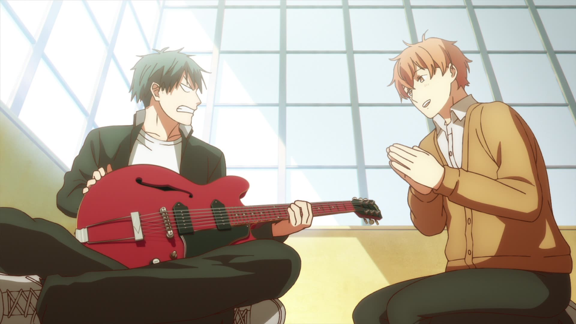 Given Episode 1 Boys In The Band Watch On Crunchyroll